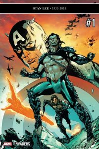 Invaders (2019 series) #1, NM + (Stock photo)