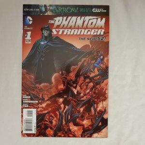 Phantom Stranger 1 Near Mint Cover by Brent Anderson