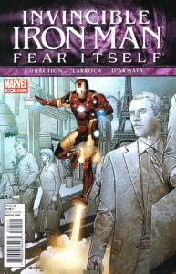 Invincible Iron Man #504 VF/NM; Marvel | save on shipping - details inside