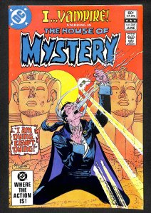 House of Mystery #305 (1982)
