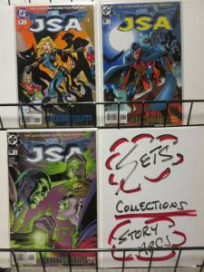 JSA (1999) 7-9  Darkness Falls COMICS BOOK