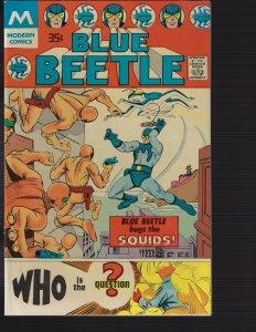 Blue Beetle #1 (Modern, 1967) VF/NM