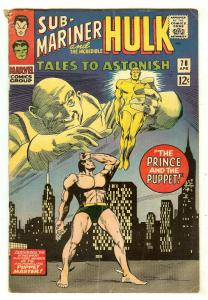 Tales To Astonish 78
