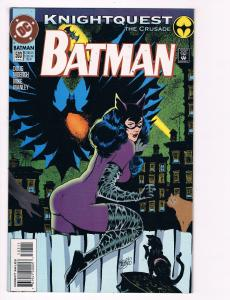 Batman # 503 DC Comic Books Knightquest Catwoman Arkham Gotham City!!!!!!!!! S51