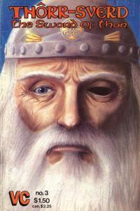 Thorr-Sverd: The Sword of Thor #3, VF+ (Stock photo)