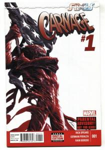 Axis: Carnage #1 2014 Marvel comic book NM-