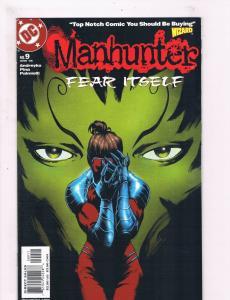 Manhunter # 9 VF DC Comic Books Superman Batman Awesome Issue WOW!!!!!!!!!!! SW4