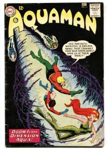 Aquaman #11 comic book First appearance of Mera  DC  Silver-Age VG+