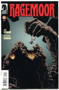 RAGEMOOR #1 2 3 4, NM, Richard Corben, Horror, Jan Strand,2012, more RC in store