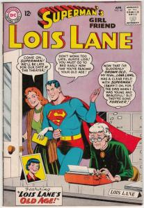 Superman's Girlfriend Lois Lane #40 (Apr-63) FN/VF+ High-Grade Superman, Lois...