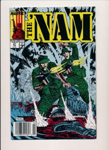 Marvel Comics THE 'NAM  #27 ~ VF/NM 1986 (HX738)