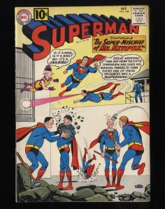 Superman #148 VG+ 4.5