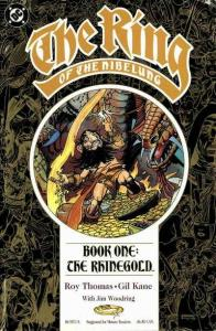Ring of the Nibelung (1989 series) #1, NM (Stock photo)