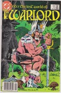 Warlord #77