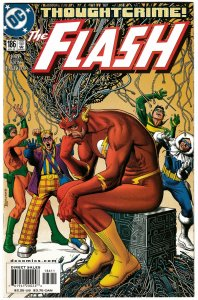 The Flash #186 (DC, 2002) VF
