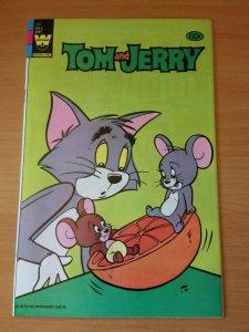 Tom and Jerry #339 ~ NEAR MINT NM ~ 1982 Whitman Comics