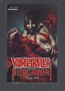 Vampirella VS Purgatori #1 Cover E