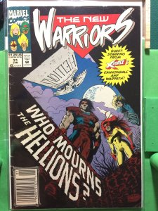 The New Warriors #31