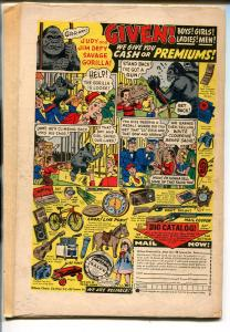 Secret Story Romances #15 1955-Vince Colletta -Girl In A Mask G