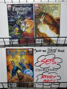 FANTASTIC FOUR (1998) 551-553 Epilogue complete story
