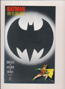 DC Comics BATMAN HUNT THE DARK KNIGHT Book 3 GN 2nd printing (1986) NM (PF179)