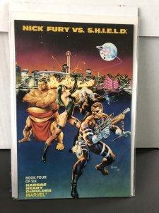Nick Fury vs. S.H.I.E.L.D. #4 (1988)