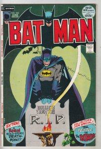Batman #242 (Jun-72) VF/NM+ High-Grade Batman