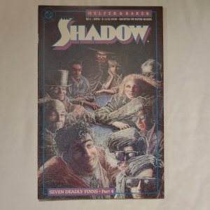 Shadow 11 Very Fine/Near Mint Cover by Kyle Baker