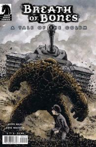 Breath of Bones: A Tale of the Golem #2 VF/NM; Dark Horse | save on shipping - d