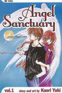 Angel Sanctuary #1 VF/NM; Viz | save on shipping - details inside