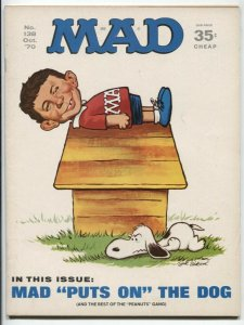 Mad-Magazine-#138-Oct-1970-Mort Drucker-Don Martin-David Berg