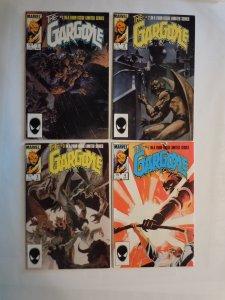 The Gargoyle- 4 Issue Mini-Series