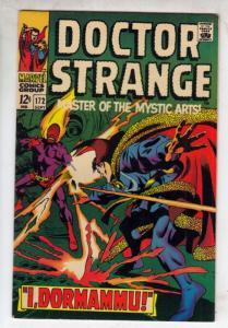 Doctor Strange #172 (Sep-68) VF/NM+ High-Grade Dr. Strange