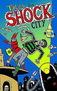 Tales From Shock City #1 VF/NM; Fantagraphics | save on shipping - details insid