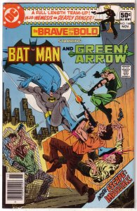 Brave and the Bold   vol. 1   #168 FN Batman/Green Arrow, Nemesis, Aparo