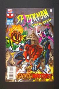 Spider-Man Unlimited #12 May 1996