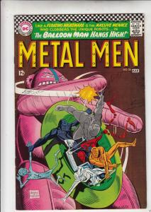 Metal Men #24 (Mar-67) VF/NM High-Grade Metal Men (Led, Tina, Tin, Gold, Merc...