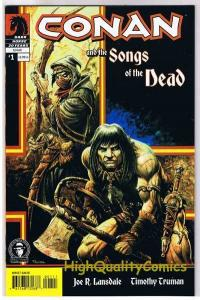 CONAN : SONGS of the DEAD #1, NM+, Tim Truman, 2006, more in store