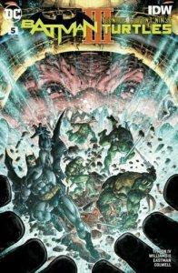 Batman Teenage Mutant Ninja Turtles III #5 (Of 6) Cvr A 9/4/19 NM