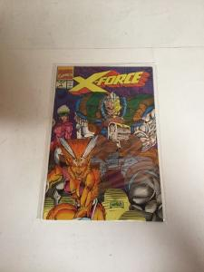 X-Force 1 Vol 1 Nm Near Mint 9.2-9.4 Rob Liefeld Cable Shatterstar Cannonball