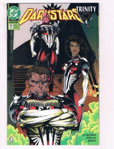 The Darkstars #11 VF DC Comics Trinity Comic Book Friedman 1993 DE22