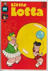 Little Lotta #92 (Oct-90) NM+ Super-High-Grade Little Lotta