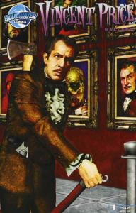 Vincent Price Gallery #1 VF/NM; Bluewater | save on shipping - details inside