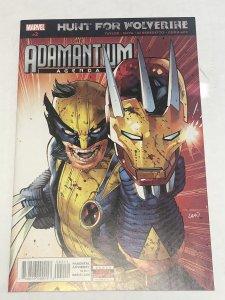 Hunt for Wolverine Adamantium Agenda #2