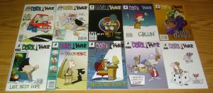 Dork Tower #1-36 VF/NM complete series + best of + swimsuit + clicky special
