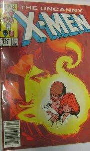 Uncanny X-Men #174 6.0 FN (1983)