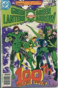 Green Lantern (1960 series) #100, VF- (Stock photo)