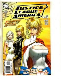 11 Justice League of America DC Comics # 10 11 12 13 14 15 16 17 18 19 + CJ5