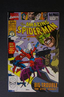 Amazing Spider-Man Annual #24 1990