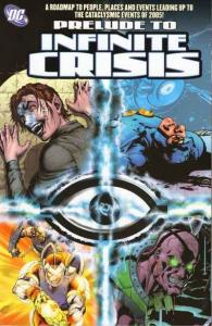 Prelude to Infinite Crisis #1, NM + (Stock photo)